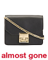 Mara Hopewell Mini Leather Shoulder Bag