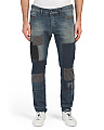 Made In Italy Tepphar Slim Fit Jeans