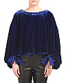 Gimme Some Lovin  Velvet Top