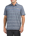 Coolswitch Pivot Stripe Polo