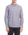 Wrinkle Resistant Woven Shirt