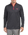 Tech Quarter Zip Top