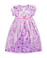Girls Deluxe  Rapunzel Sleep Gown