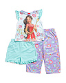 Toddler Girls 3pc Elena Of Avalor Sleep Set