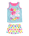Girls Trolls Shorty Sleep Set