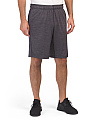 Catonic Heather Basketball Shorts