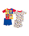 Toddler Boys 4pc Paw Patrol Cotton Sleep Set