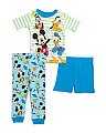 Toddler Boys 3pc Mickey Mouse & Friends Sleep Set