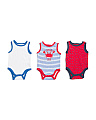 Baby Boys 3pk Crab Sleeveless Bodysuits