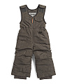Little Boys Nestor Bib Snow Pants