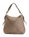 Medea Double Dye Leather Hobo