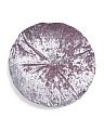26x26 Tufted Round  Floor Cushion