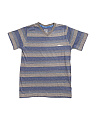 Big Boys Striped Out Tee
