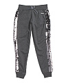 Little Girls Flip Sequin Joggers