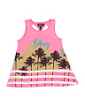 Little Girls Malibu Dreams Tank