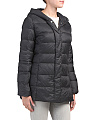 Lightweight Down Puffer Coat