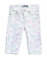 Little Girls Paradise Skimmer Jeans