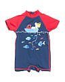 Newborn Boys 1pc Rash Suit