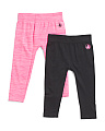 Toddler Girls 2pc Active Legging Set