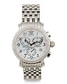 Women's Swiss Made Diamond Chronograph 38mm Watch
