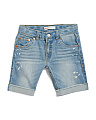 Little Boys 511 Slim Cut Off Shorts