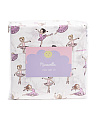 Kids Ballerina Dancing Sheet Set