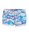 Toddler Girls Dockside Shorty Shorts