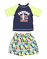 Toddler Boys 2pc Surfing Rash Set