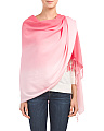 Made In Italy Ombre Pashmina Wrap