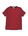 Boys Threadborne Short Sleeve Top