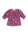 Baby Girls Floral Print Ada Dress