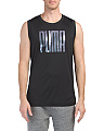 Training Sleeveless Top