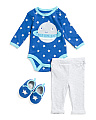 Newborn Boys Out Of This World 3pc Set
