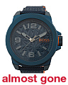 Men's New York Kevlar Strap Watch
