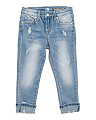 Little Girls Josefina Boyfriend Jeans