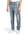 Slim Drop Rise Flap Pocket Jeans