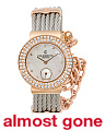 Women's Swiss Made Diamond Marker St. Tropez Two Tone Watch