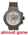 Men's Swiss Made Chronograph Celtica Grey Ip Watch