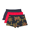 3pk Pineapple Boxer Briefs