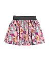 Girls Cats & Dogs Skater Skirt