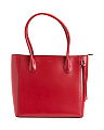 Audrey Rfid Cecily Leather Satchel