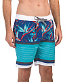 Birds Paradise Volley Board Shorts