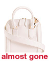 Made In Italy Heroine Sweet Leather Satchel