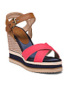 Criss Cross Wedges