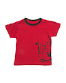 Little Boy Short Sleeve Buddha Tee