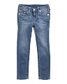 Little Girls Denim Pants