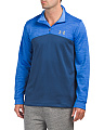 Armour Fleece Quarter Zip Top
