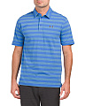 Scramble Stripe Polo