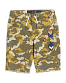 Little Boys Dale Jogger Shorts