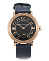 Women's Riley Leather Strap Watch